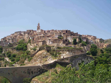 View of Bocairent