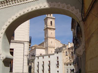 Bocairent Old Town